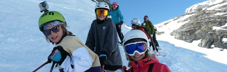Young Stars Freeride Camp